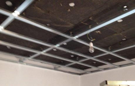 Isolamento Acustico Soffitto