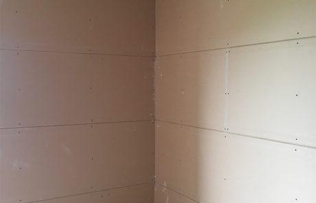 Isolamento acustico pareti e soffitto. Appartamento. Mombercelli (AT)