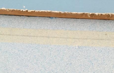 Isolamento cassonetti con sistema rigido - Abitazione Privata - Vaglio Serra (AT)