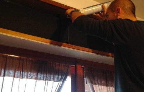 Isolamento con sistema flessibile - Appartamento - Asti