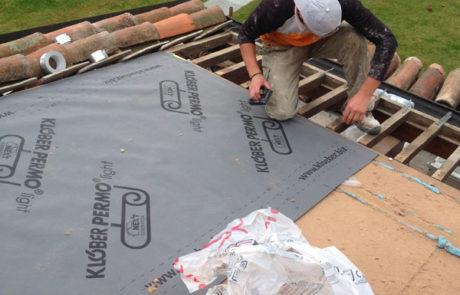 Isolamento tetto con fibra di legno - Abitazione Privata - Canelli (AT)