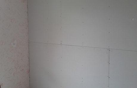 Contropareti coibentate - Abitazione Privata - Asti