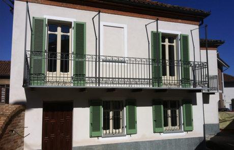 Intonaco Deumidificante - Abitazione Privata - Isola d'Asti (AT)
