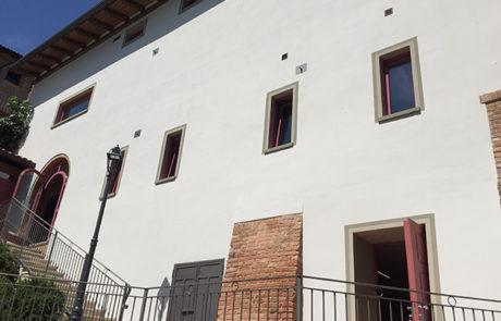 Intonaco Esterno - Relais - Mombaruzzo (AT)
