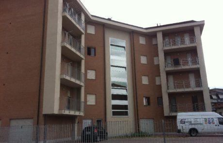 Intonaco Interno - Condominio - Asti