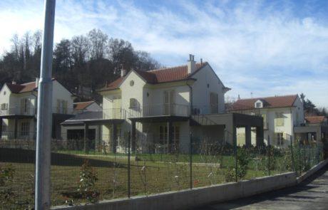 Intonaco Interno ed Esterno - Complesso Residenziale - Canelli (AT)