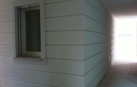 Intonaco Interno ed Esterno - Condominio - Nizza M.to (AT)