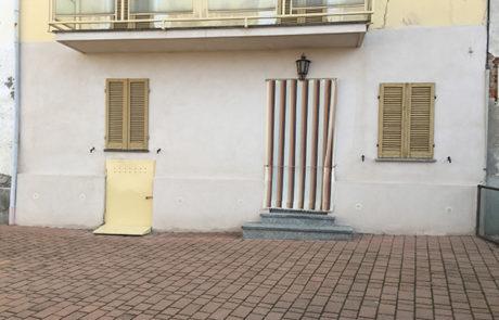 Intonaco deumidificante - Abitazione Privata - Castelnuovo Calcea (AT)