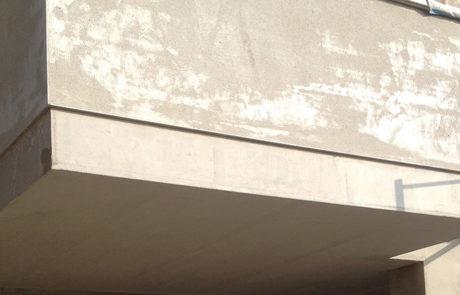 Intonaco esterno - Abitazione Privata - Nizza M.to (AT)