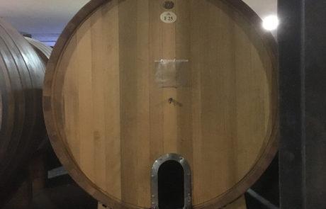 Pulizia Botti di Legno da depositi di vinificazione - Cantina Sociale - Vinchio (AT)