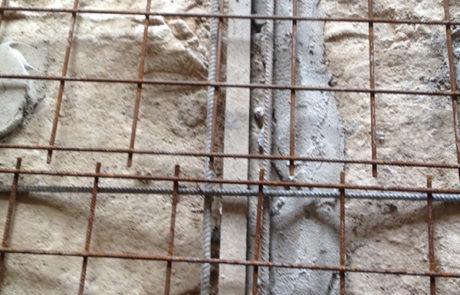 Rinforzo Soletta - Abitazione Privata - Vinchio (AT)