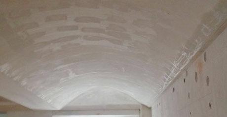 Riproduzione Voltine Stondate - Abitazione Privata - Castelnuovo Calcea (AT)
