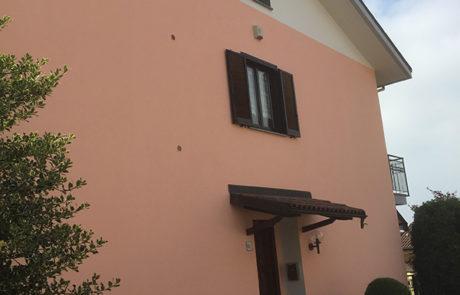 Riqualificazione Facciata - Abitazione Privata - Castelnuovo Calcea (AT)