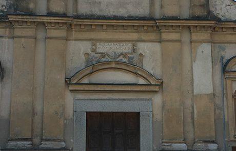 Riqualificazione Parrocchia San Marco. Vinchio